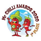Mr Chilli awards 2020