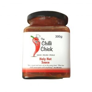 Holy Hot sauce