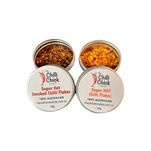 chilli flakes duo