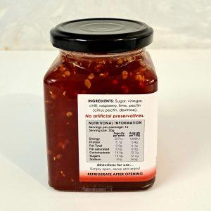 chilli conserve nutritional
